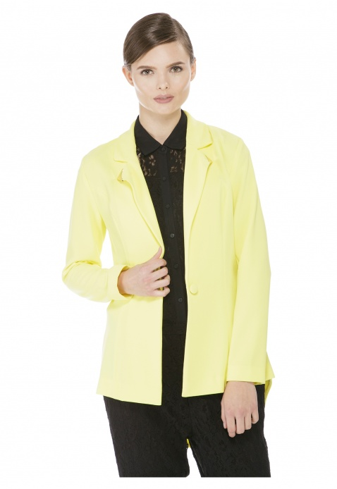 Solid Colour Jacket