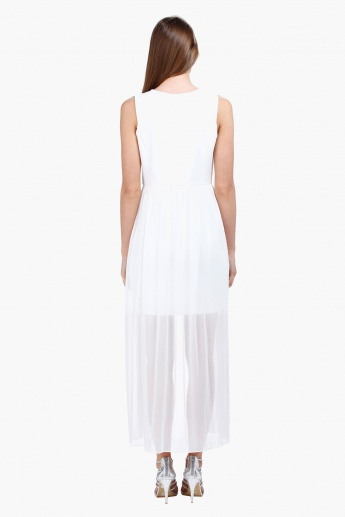Sleeveless Maxi Dress in Regular fit