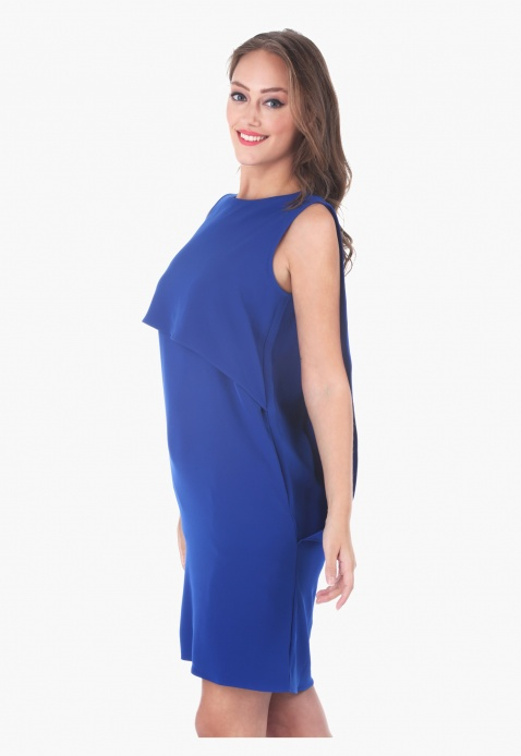 Elle Solid Colour Dress