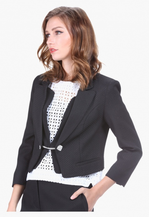 Elle Jacket with Long Sleeves