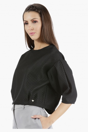 Elle Oversized Top
