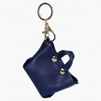 Coin Pouch with Dual Handles