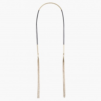Choker with Tassels