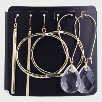 Assorted Earring - Set of 3
