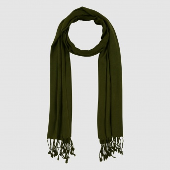 Pashmina Scarf with Tassels