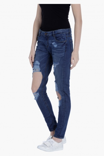 Casual Jeans in Skinny Fit