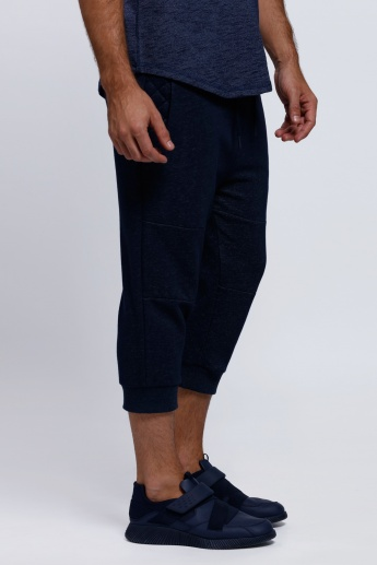 3/4 Length Pants with Elasticised Waistband
