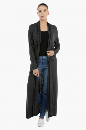 Long Shrug with Long Sleeves