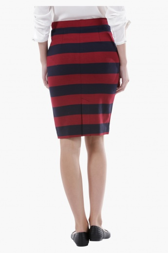 Midi Skirt in Regular Fit