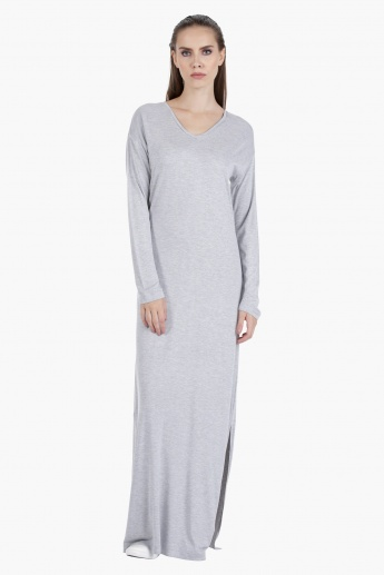 Knitted Dress in Regular Fit