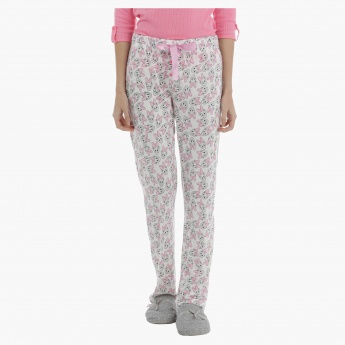Daisy Duck Printed Pyjama and Top Set
