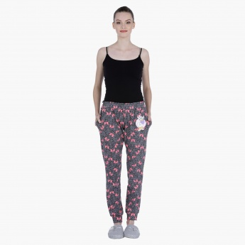 Daisy Duck Printed Pyjama Pants