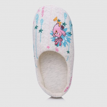 Printed Bedroom Slippers