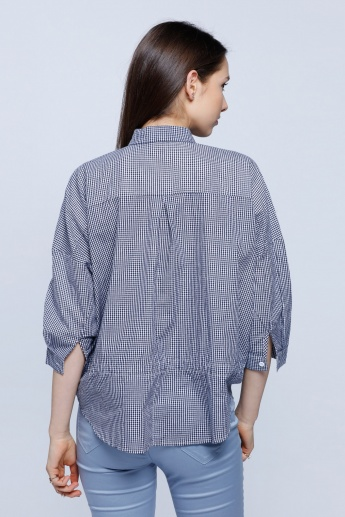 2Xtremz Gingham Chequered Shirt