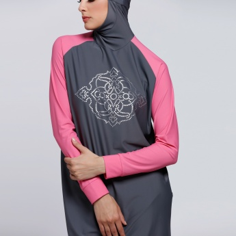 Hijab Swimwear Set