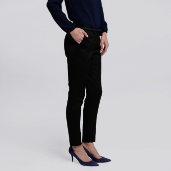 Full Length Trousers with Pocket Detailing